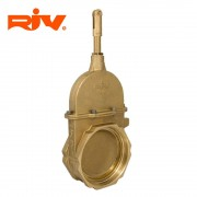 Knife gate valves RIV