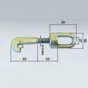 Clamps for slurrytankers