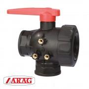 Ball valves ARAG