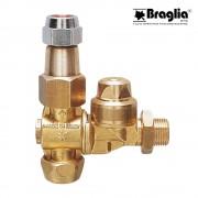Brass simple jet holder BRAGLIA