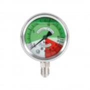 Glycerine pressure-gauges