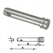 Superior and inferior pins