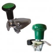Wheel knob - Pvc handles - Knob