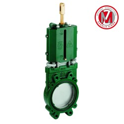 KNIFE GATE VALVES WITH...