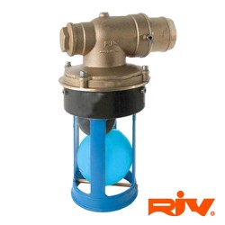 FLOAT VALVE WITH 2 BLOWLS