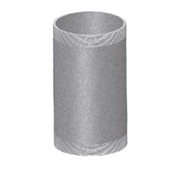 DOUBLE - THREADED PIPE