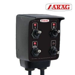 COMPACT CONTROL BOXES 2 WAY