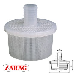 FOOT STRAINERS