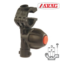 HINGED CLAMP TYPE NOZZLE...