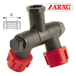 DOUBLE NOZZLE HOLDER WITH...