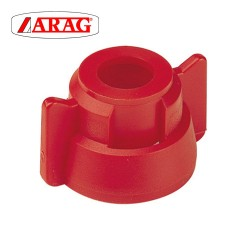 CAP WITH GASKET