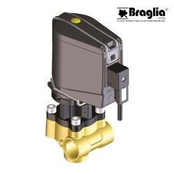 PRESSURE REGULATOR BRAGLIA