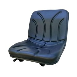 Seat in polyurethan with...