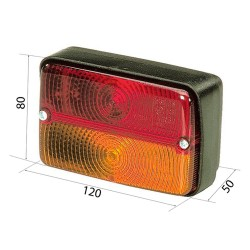 3 REAR LIGHT