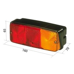 3 FUNCTION REAR LIGHT