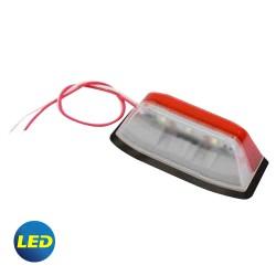 LED SIDE LIGHT RED - WITHE