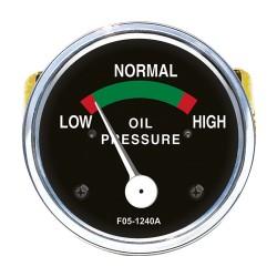 OIL PRESSURE GAUGE Ø 52
