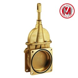 GATE VALVES WITH 2 FLANGES