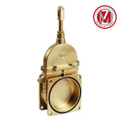 GATE VALVES WITH 2 FLANGES...